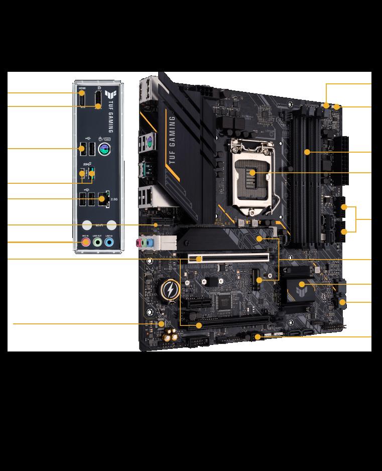 TUF B560 Plus Gaming